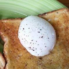 Recipe TM5 poached eggs in shell by tamara88 - Recipe of category Starters