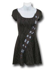 Star Wars Chewbacca Women's Skater Dress