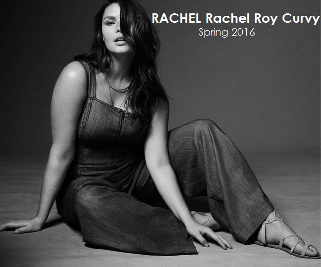 Shapely Chic Sheri - Curvy Fashion and Style Blog: Rachel Roy Launches Plus-Size Spring 2016 Collection