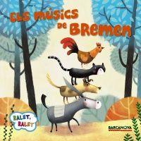Març 2016 -- Conte tradicional escrit pels germans Grimm. Els protagonistes de la història són quatre animals: un ase, un gos, un gat i un gall. L'ase, després de comprovar que el seu amo ja no l'estima perquè és vell, decideix marxar de la granja per fer-se músic. Pel camí es trobarà amb la resta dels protagonistes, que també estan en la mateixa situació; tots plegats decideixen anar a Bremen per dedicar-se a la música.