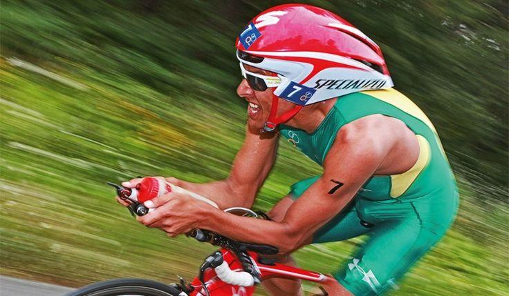 Entrenamiento de intensidad en bici
