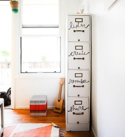 Best 25+ File cabinet organization ideas on Pinterest ...