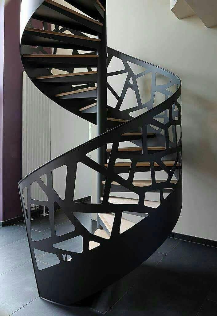 50 Modern Stair Grill Design Ideas Engineering Discoveries Stairs Design Modern Stair Railing Design Modern Stairs