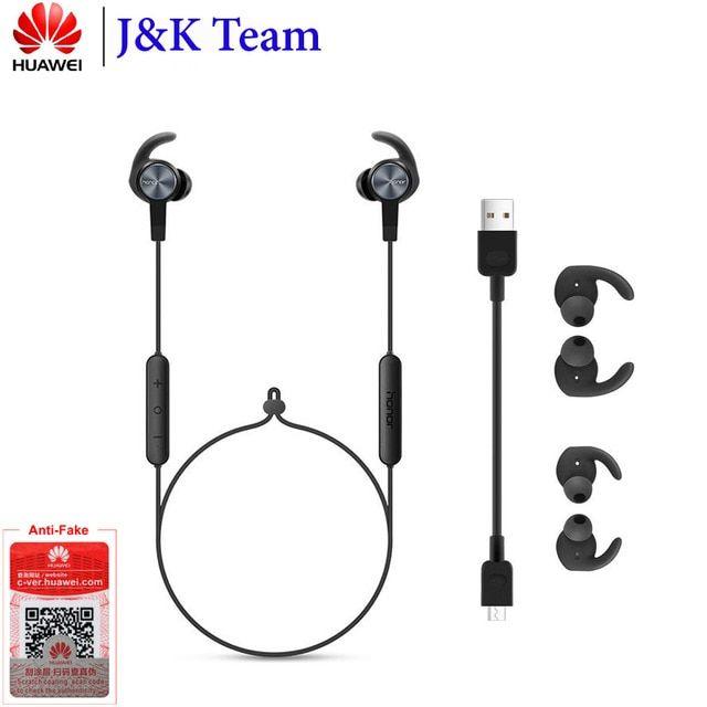 34f54b7766a Huawei honor sport am61 Wireless Earphones Honor Earphone Bluetooth IPX5  Waterproof BT4.1 Mic Control Wireless Sport Review