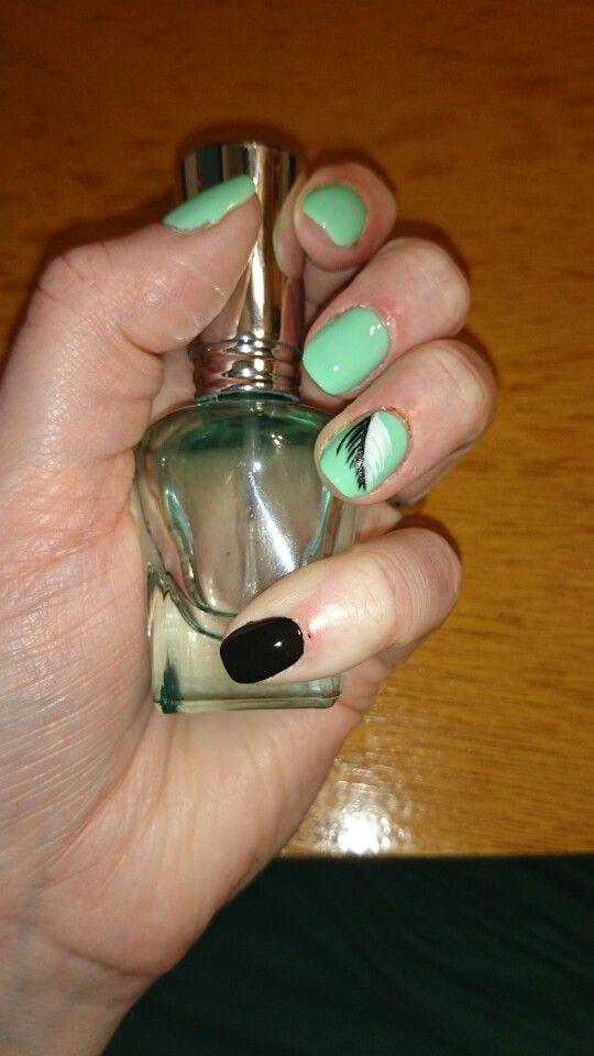 Did my nails again tonight :-)
