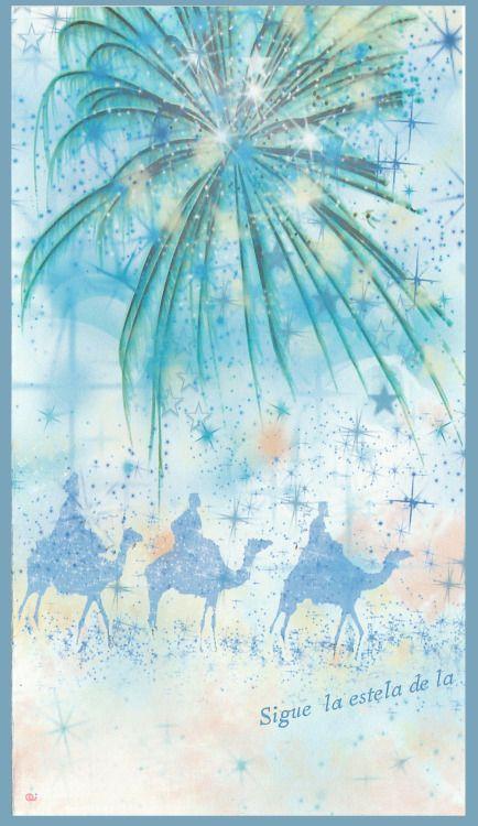 Sigue la estela de la Navidad: Allí estarás.