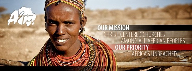 Africa Inland Mission (AIM) is an evangelical Christian mission agency dedicated to the establishment of Christ-centered churches among all African Peoples. We offer a full range of short-term and full term ministry opportunities in over 22 African nations.