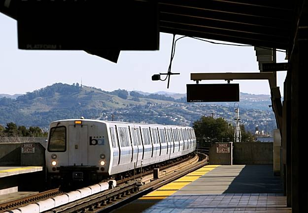 Bay Area Rapid Transit (BART) becomes operational on September 11, 1972