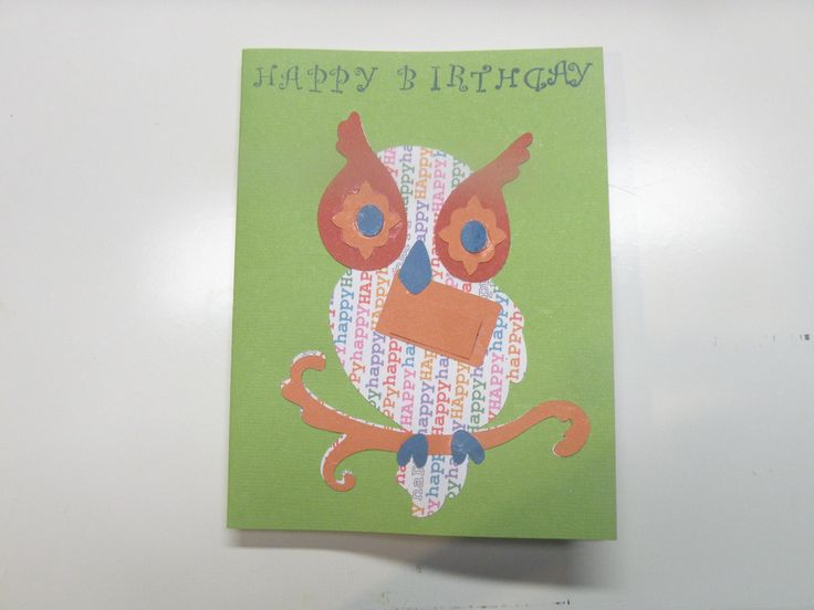 Ideas for Easy to Make Cards with a Cricut Personal Paper Cutter Machine