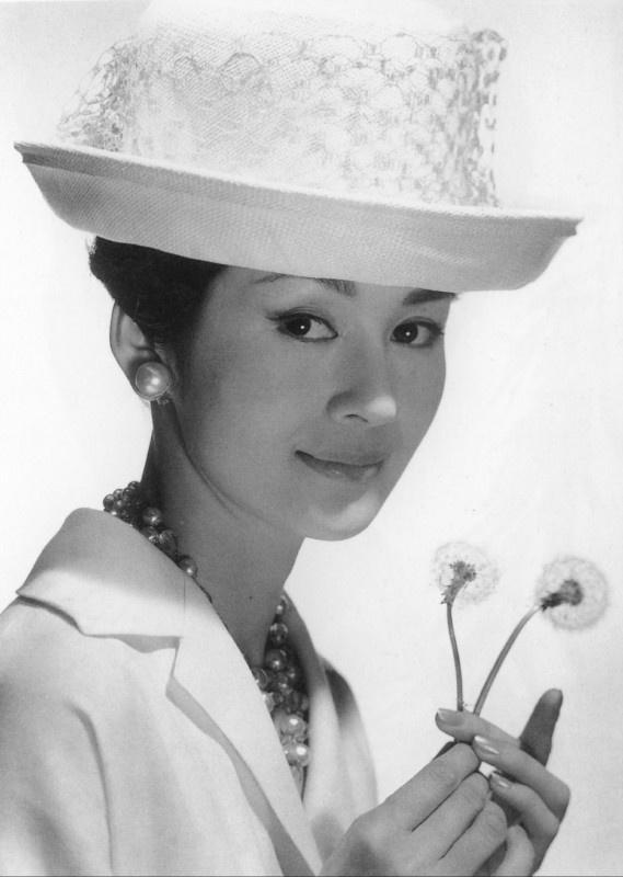 Japanese actress 司洋子