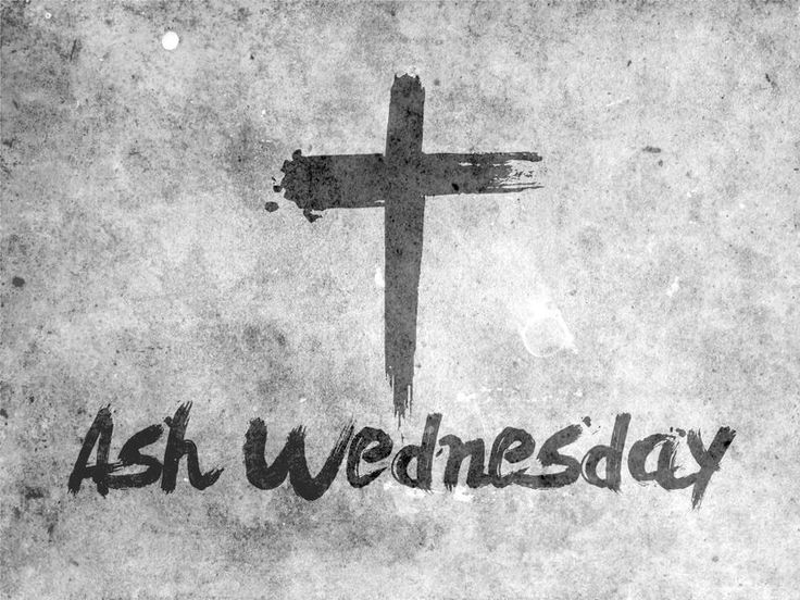 ash wednesday 3 - photo #26