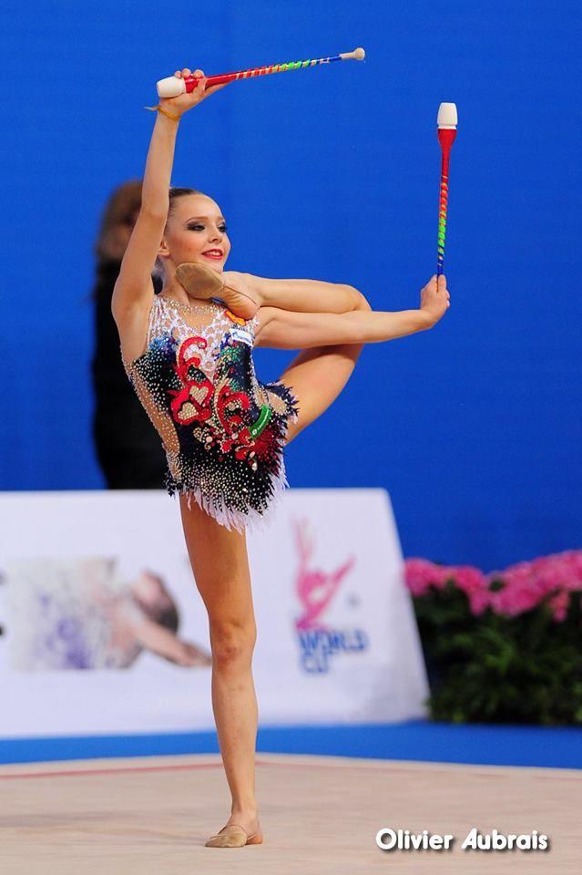 "<<Polina Shmatko (Russia) # International Junior tournament ""Citta Di Pesaro"", April 2016>>"
