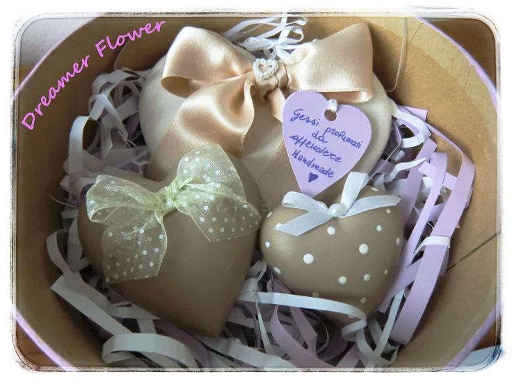 Gessi profumati idea regalo, Scented plaster gift idea