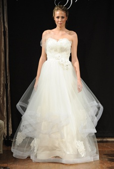 Brides: Sarah Jassir - Spring 2013