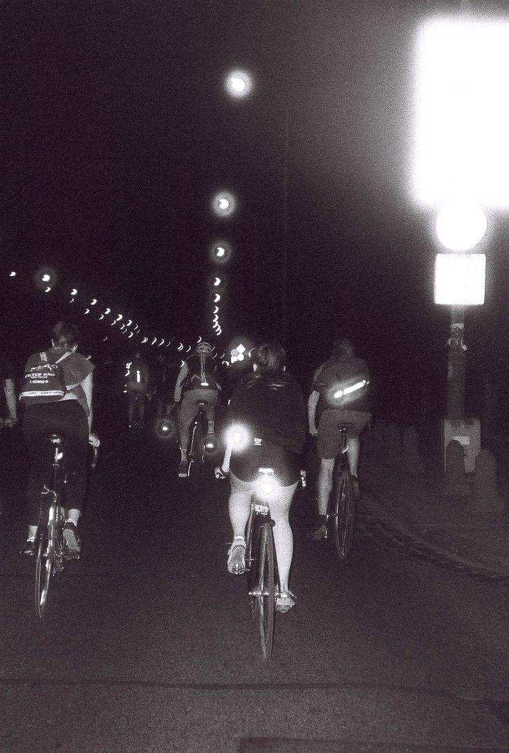 night ride.