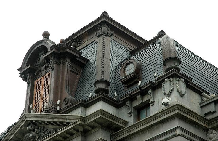 French Roof Lines Second Empire Buffalo Architecture