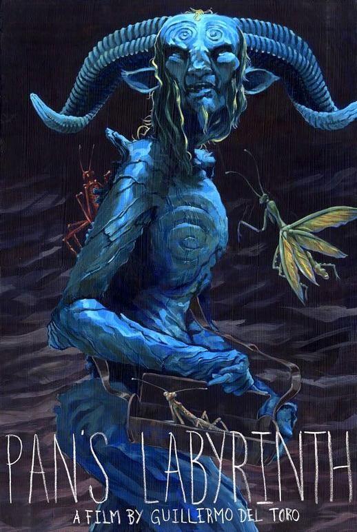 """Pan's Labyrinth (El laberinto del fauno)"" 2006, directed by Guillermo del Toro"