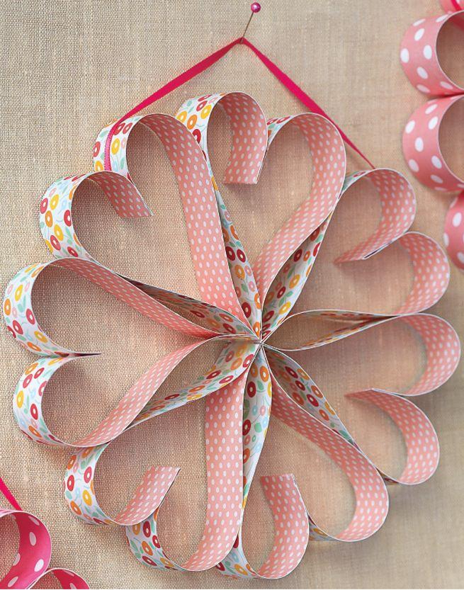 Easy Valentine's Craft
