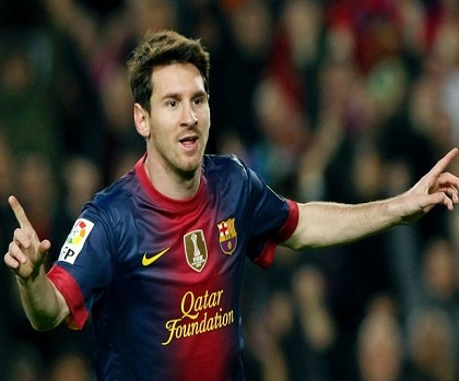 Now in the world of football one name is highlighted its call Messi messi messi. In football history lionel messi is one of the greatest football player. He plays for Barcelona in la Liga. He is from Argentina. Now he is the captain of Argentina football team. In his small age he got so many prizes a