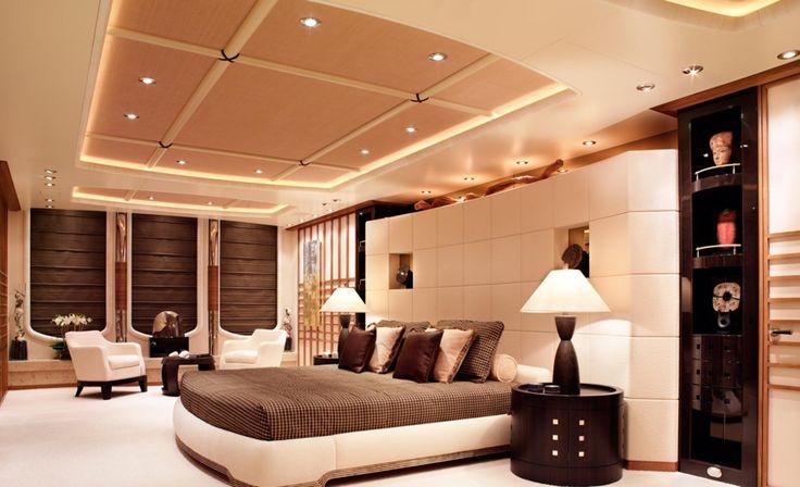 ecstasea yacht interior | Ecstasea For Sale - Luxury Yacht Sales - Superyacht Sales - Yacht ...