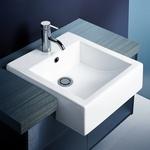 Liano Semi Recessed Vanity Basin RRP $494 - for main powder room