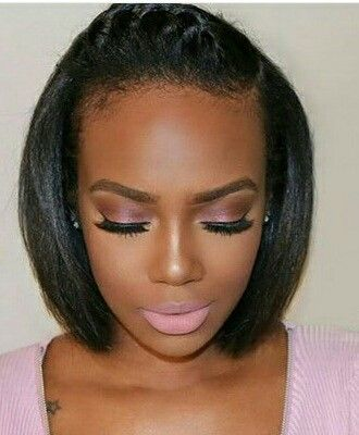 Styled bob look                                                                                                                                                                                 More