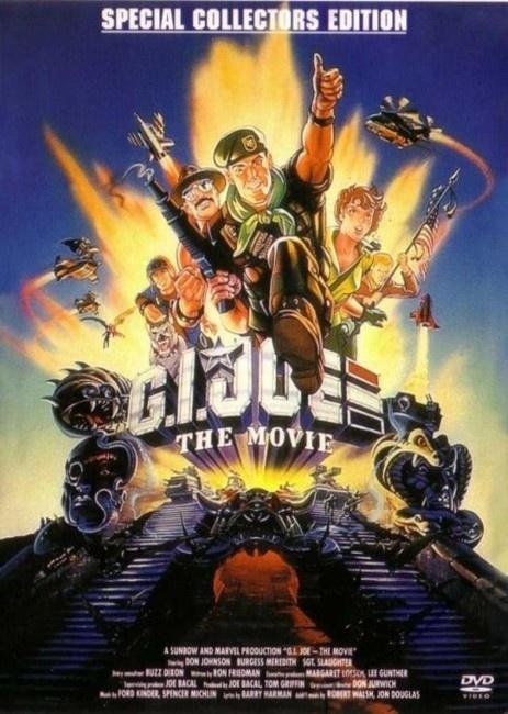 """G.I. Joe: The Movie (1987) """"All of us go home or none of us go home!"""""""