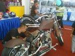 """karat"" bike form Bingit, Johor Malaysia => http://www.bingit.com.my/bingit-di-autoshow-jamuan-rakyat-kota-tinggi/"