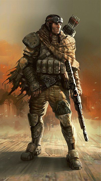 Fallout 4 Character Design Tips : Best post apocalyptic characters images on pinterest
