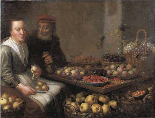 Floris van Schooten (? c. 1590-1656 Haarlem)