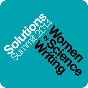 Date of Coverage: 20 June-14 The Women in Science Writing: Solutions Summit last weekend at MIT was aimed at seeking ways of rooting out bias against and sexual harassment of women science writers. Here's the conference Web site, with a link to Maryn McKenna's assiduous tweeting and Storifys of #SciWriSum14, plus another Storify by attendee Alberto Roca.