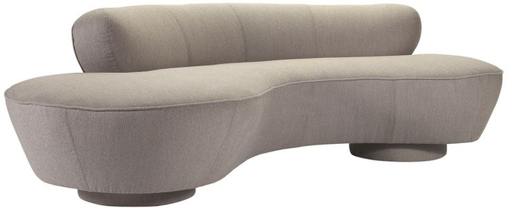 Sofa by Vladimir Kagan for Directional (=)