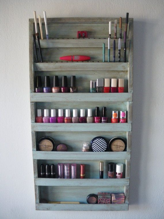 Best 25+ Nail polish holder ideas on Pinterest | Diy