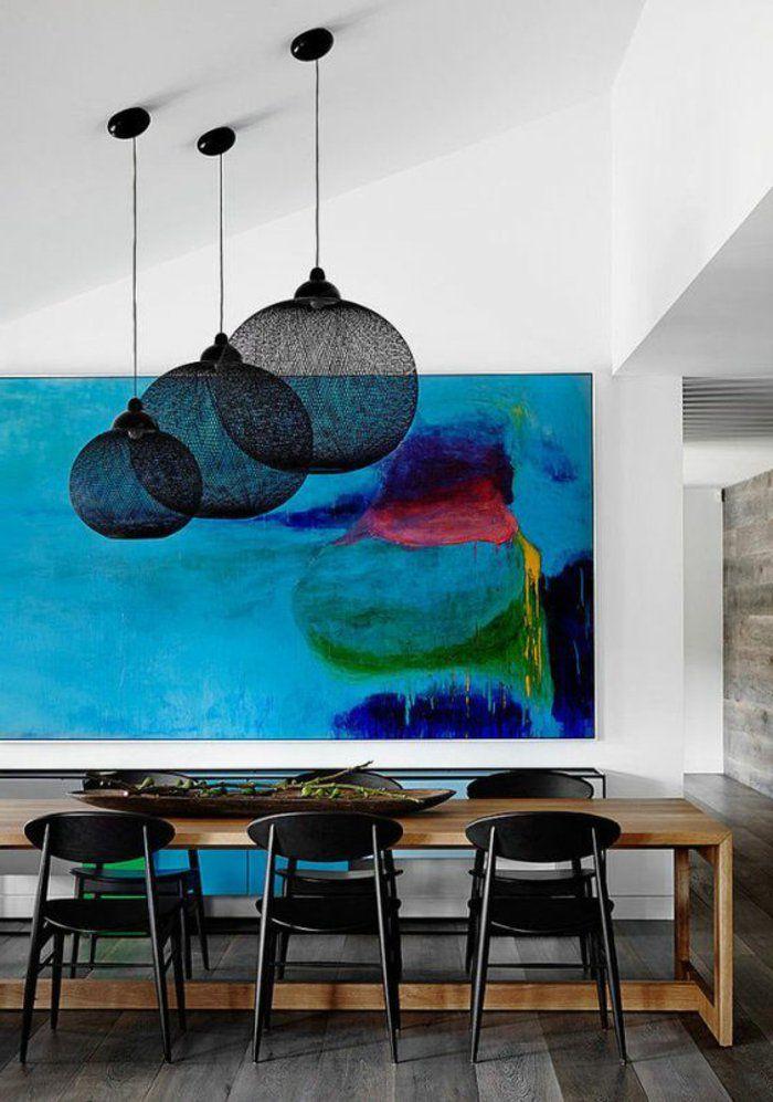 1001+ idées pour votre peinture murale originale | Déco maison, Décoration intérieure, Deco