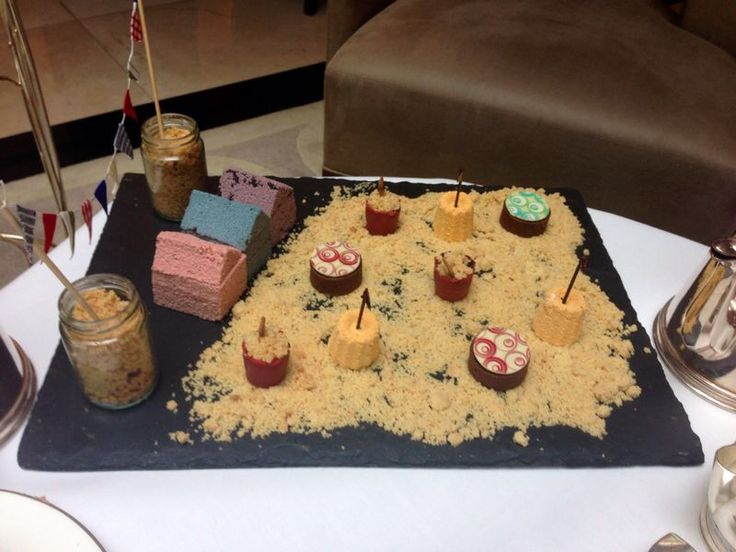 To Tea or Not To Tea -  The Penultimate Round @ Intercontinental Westminster London British Summer Afternoon Tea