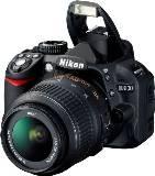 Nikon  D3100 Digital Camera....Dear Santa :)