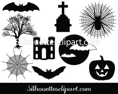 Halloween-vector-Graphics