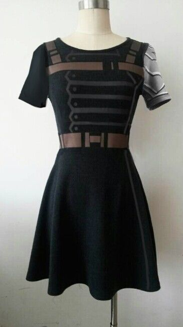 The Winter Soldier Bucky Barnes Cosplay Costume Dress