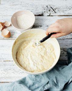 Yksi kakkutaikina, jolla leivot kaikki kakut koko loppuelämäsi #leivonta #resepti #taikina .