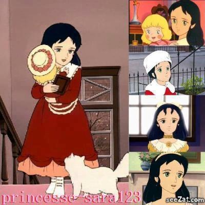 37 best dessins anim s de mon enfance images on pinterest my childhood animated cartoons - Dessin anime de princesse sarah ...