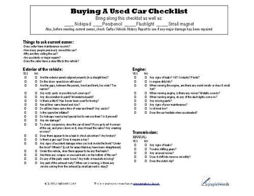 Tricks Car Dealerships Use To Prep A Used Car