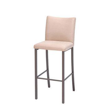"Trica Eloise Bar Stool 26.5"" seat height http://gicor.ca/trica-bar-stools/"