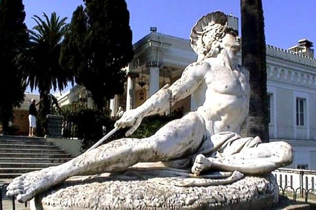 The Achilleion Palace - One of the Most Famous Royal Mansions in Europe