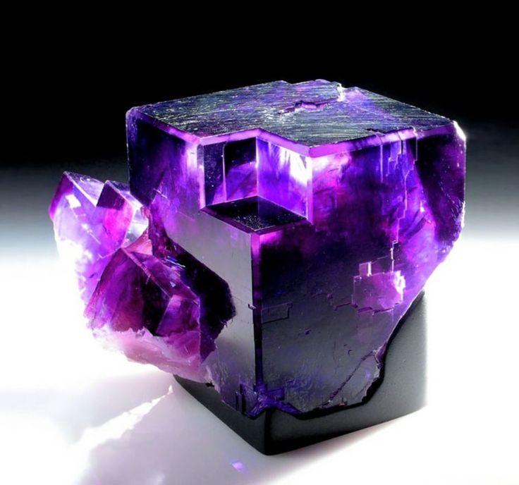 Piedras realmente preciosas - Fluorita