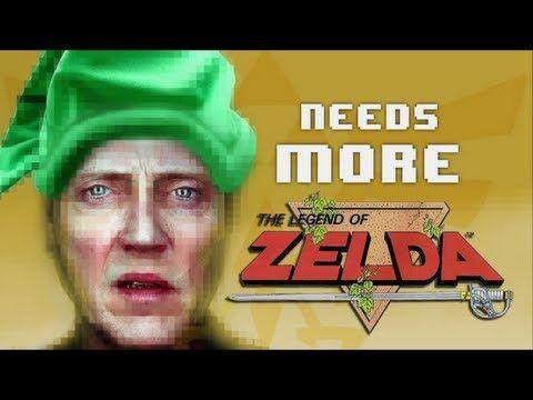 Christopher Walkenthrough - Legend of Zelda