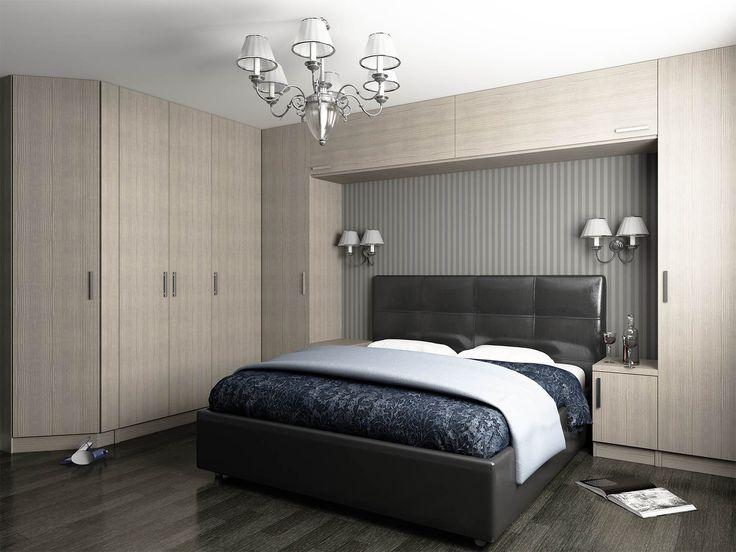 Penelope - fitted bedrooms range. #UrbanWardrobes #London #fittedfurniture #fittedbedroom #fittedwardrobes #bedroom #design #designideas #designer #inspiration #decor #homedecor #home #house #interior