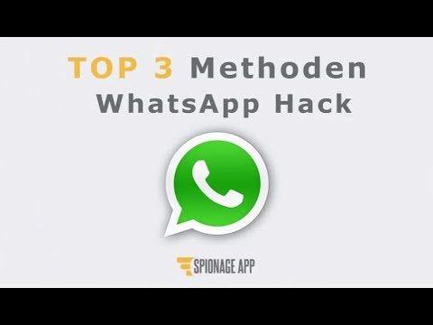 awesome WhatsApp hacken mitlesen? Die TOP 3 Methoden! So geht's.
