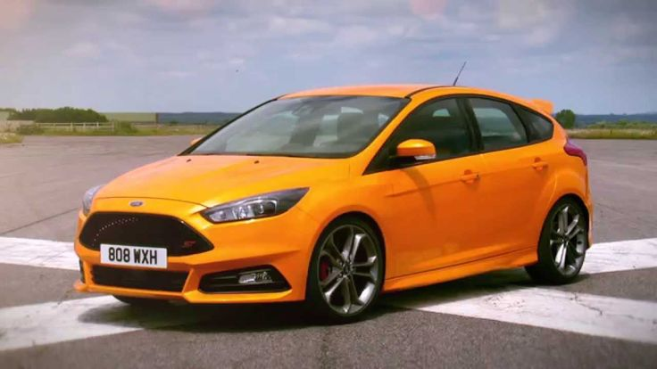 2015 Ford Focus ST YouTube video