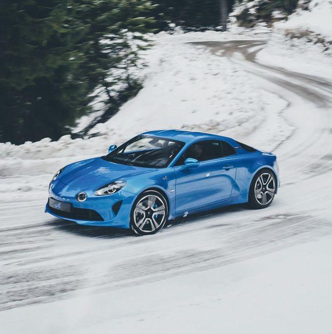 Alpine A110 : La Berlinette est enfin de retour !