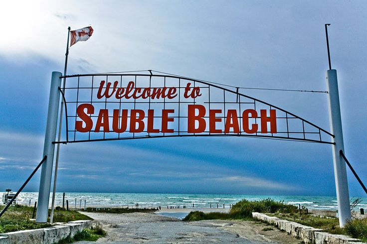 The 10 Best Beaches in Ontario. Sauble and Sandbanks are my personal top favourites.